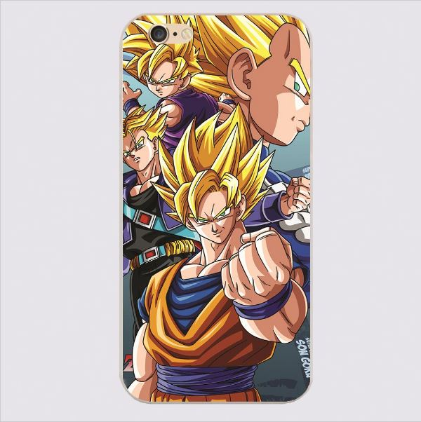 Dbz Iphone  Case