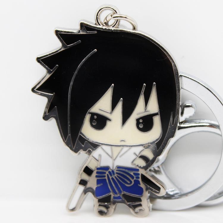Anime Characters For Sale : Chibi sasuke uchiha keychain supreme base